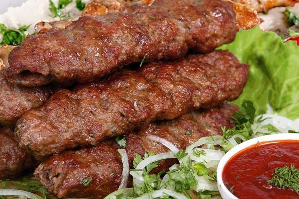 Люля-кебаб рецепт из говядины